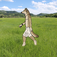 Dogboy Cross-Country Stroll by dogboy09