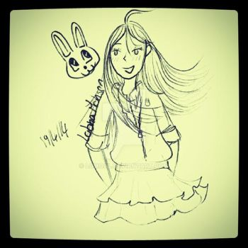 bunny lover by LoMoAl