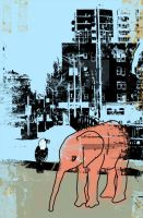 elephantCity by pelpp