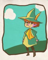 Snufkin by TackyVintage