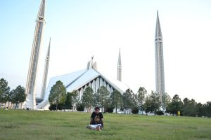 faisal masjid and football by meefro683
