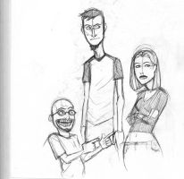 Clone High USA by fetorpse
