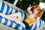 Lounging Misty by MeganCoffey