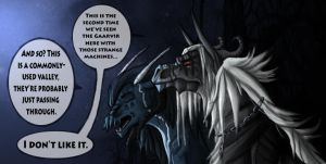 His Perfect Lament TEST PANEL by Taluns