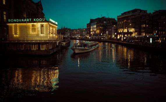 Postcards from Amsterdam 02 by JCapela