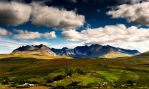 The majestic mountains of Skye by LordLJCornellPhotos