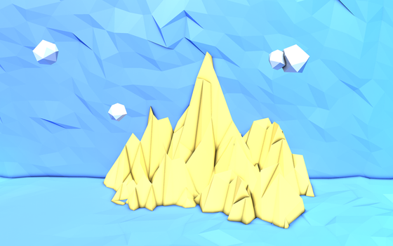 Low Poly Scene by ani67