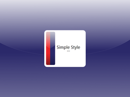 Simple Style by riz4l
