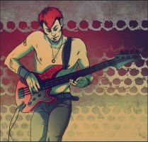 Slappin' the Bass by andrahilde