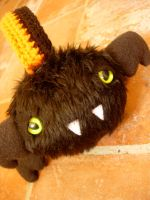 Earmuff Bats by Bee-Delicious