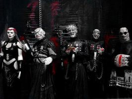 Hellraiser Figures by Samello