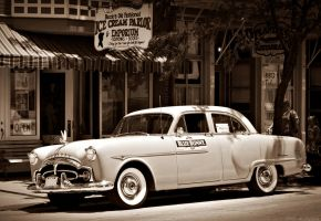 The old Packard by SMT-Images