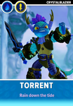 Water Knight - Torrent by sapphire3690