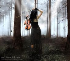 Symphony for the lost in paradise by FallanDark