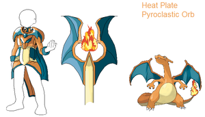 PSC- Charizard by Lybra1022