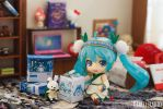 A Nendoroid with a Nendoroid by kixkillradio