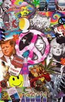 Sixties Collage by xomanderz