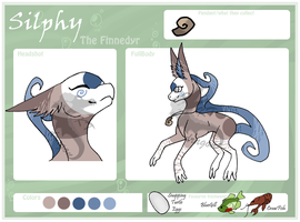 Silphy the Finnedyr by KTdragon