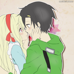 Kiss! (Seto x Mary) by Near1001