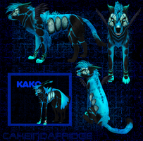 Kako preset by Cakeindafridge