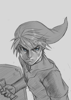 Link Sketch by R62