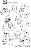 Faces of Proroc by Hahli1994
