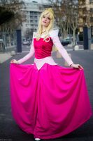 Princess Aurora by LuceCosplay