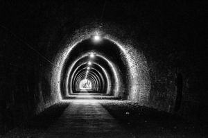 The Tunnel by j4N4deviant