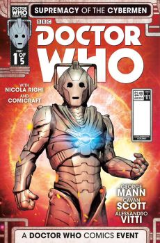 Doctor Who - Supremacy of the Cyberman - #1 by FabioListrani