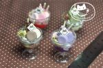 Scale 1:3 Miniature Parfaits by asuka-sakumo