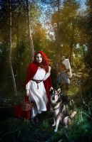 Red Riding Hood 2 by Costurero-Real