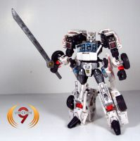 Transformers Generations Drift by Unicron9