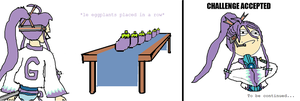 RageComics: Doomed Eggplants by waraulol