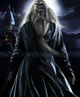 Dumbledore by ClaireCollyer by Realm-of-Fantasy