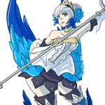Another Gwendolyn Doodle: Odin Sphere by Sanoshi