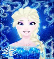 Let it go by Saby3