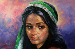 Syria ~ the Bride by promise2smile4ever