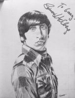 Howard Wolowitz by ArcielSkye