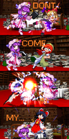 Patchy means it Marisa by Lucaslover89