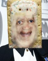 Bill-cosby Poptart by bleachmanx