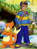 I'm Trainer Pokemon by Celso33