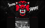 Just a Concept Idea, The Spectral Sabers Website by Llliiipppsssyyy
