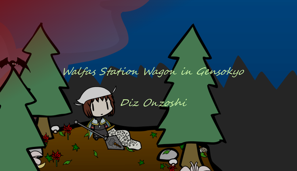 WSWG Profile: Diz Onzoshi, First Profile by DeityDiz93
