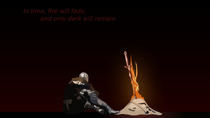 Dark souls Wallpaper by Seigner
