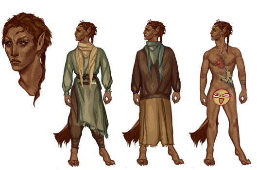 Yet another Oshua redesign (almost finished?) by Sashetha