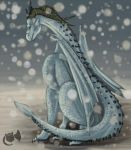 Silent as Snow by Kenisu-of-Dragons
