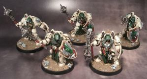 Deathwing Knights - Group shot by Elmo9141