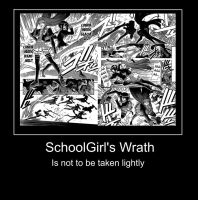 SchoolGirl's Wrath by Andarion
