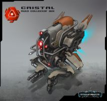 CRISTAL_AUTO_COLLECTOR by Igor-Zhovtovsky