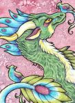 ACEO Trade: Reise by Agaave